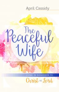 The Peaceful Wife {a book review}
