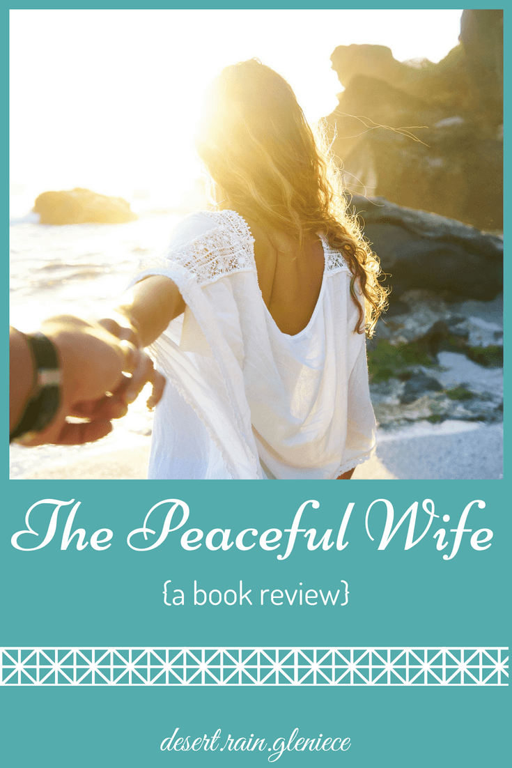 "Many wives struggle with the word ""submission"". Learn what this word truly means and how to become a peaceful wife by submitting to God first. #godlymarriage, #christianwife, #peacefulwife, #submission"