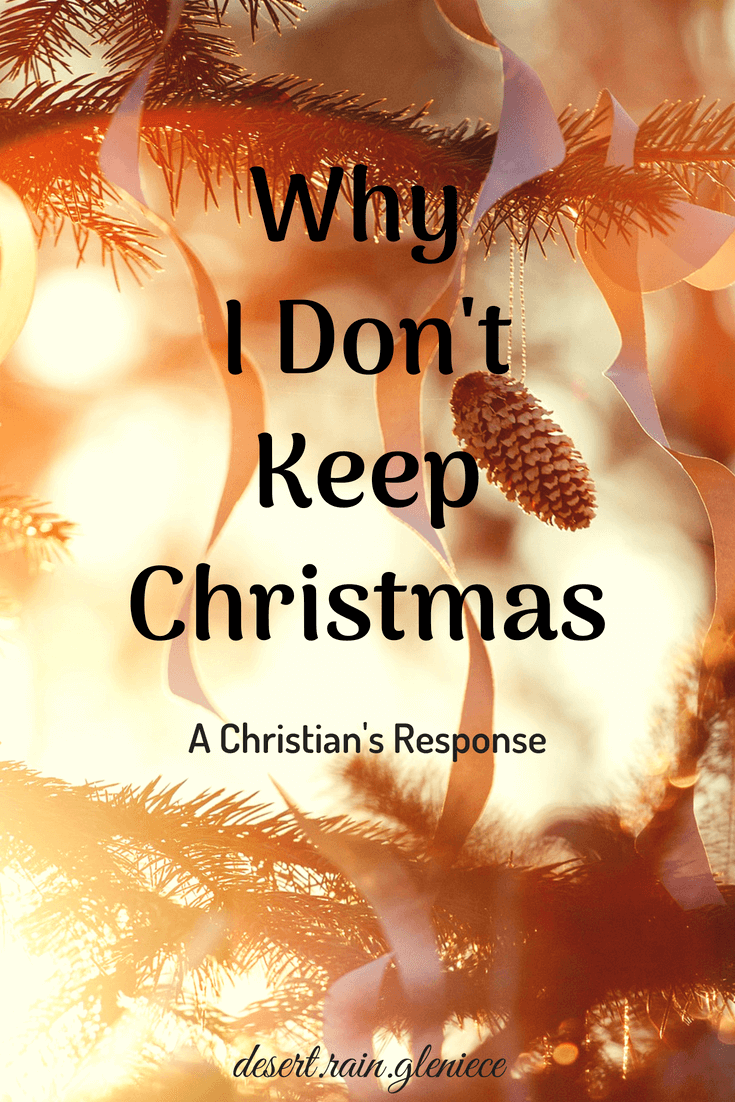 "Why would a Christian NOT celebrate Christmas? Isn't this day to honor Christ's birth? Learn the eye-opening truth about this ""Christian"" holiday. #christmas, #paganholiday, #Christ, #worship, #seekingtruth"