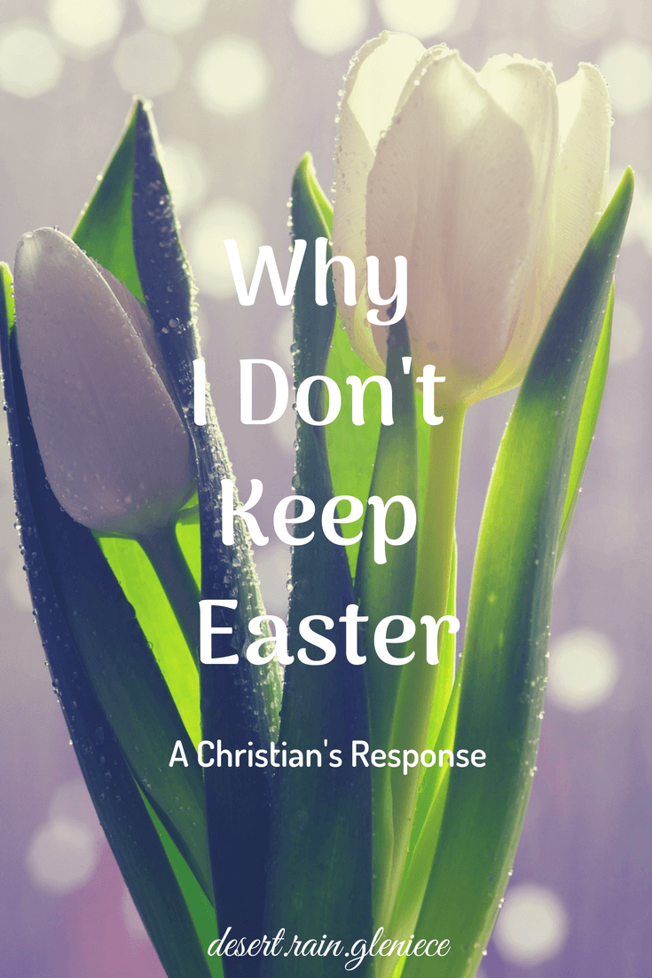 Easter dates back thousands of years before Christ. Learn about the pagan origins of this holiday and the biblical way we can worship Christ instead. #easter, #paganholiday, #worship, #Christ, #seekingtruth