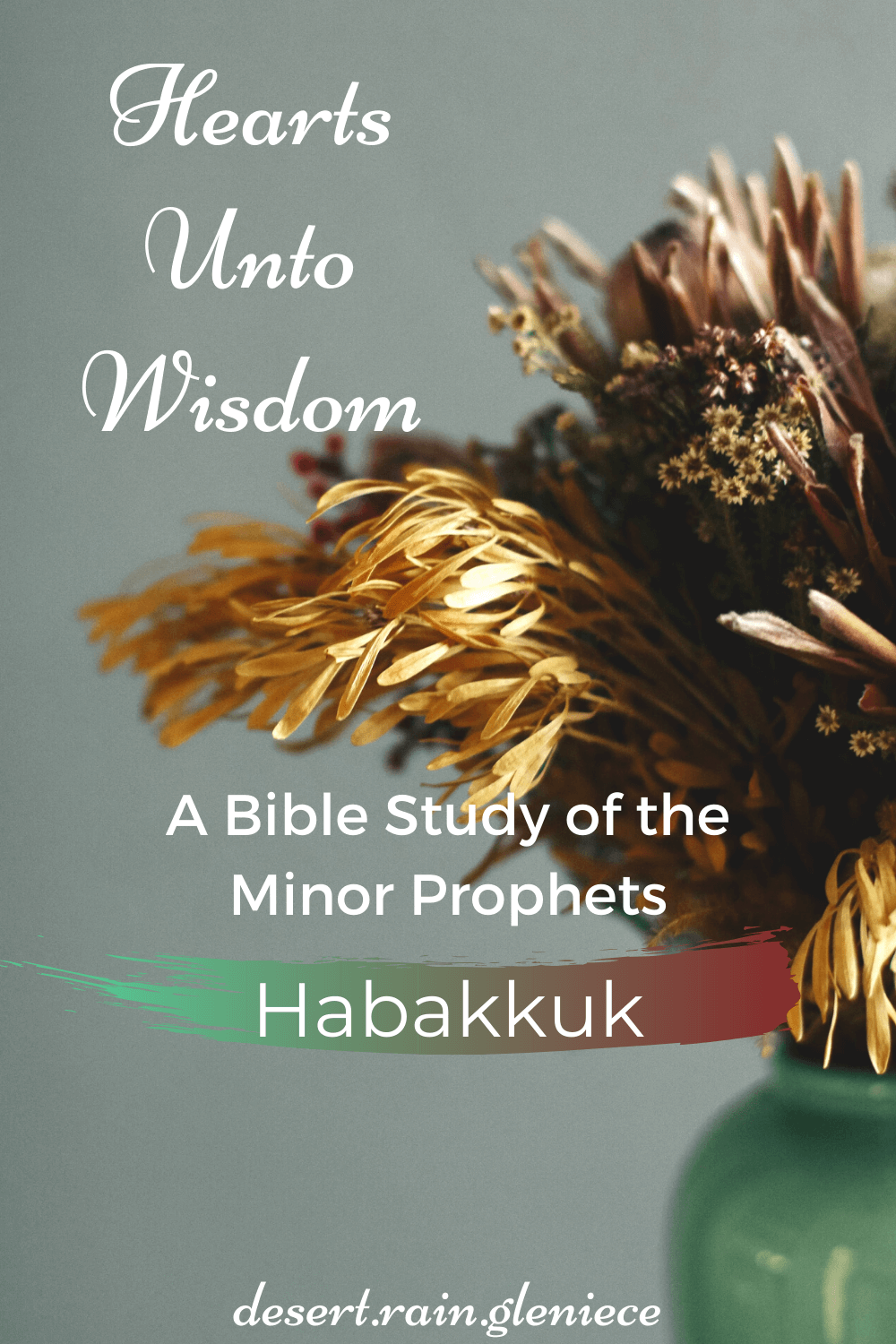 Are you surrounded by hard losses and dead dreams? Habakkuk poses this question: if everything that once brought you joy is gone, will you still praise God? #habakkuk, #minorprophets, #biblestudyforwomen, #sorrow